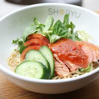 Yuzu Salmon