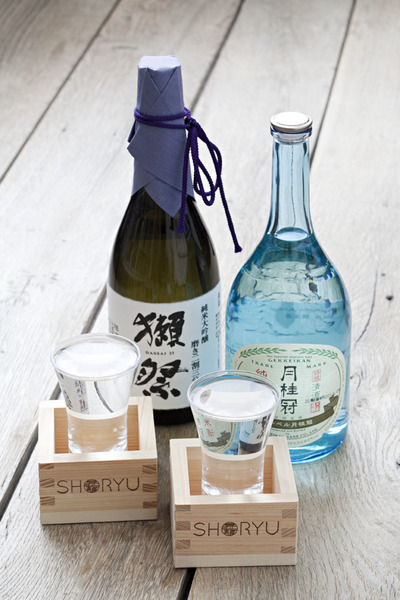 130 bottle-strong sake bar